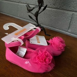 Gymboree Baby Girl Pink Slippers